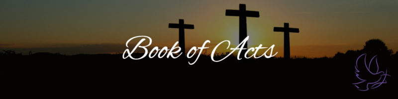 Acts like Church - Sermons - Book of Acts